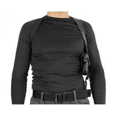 Кобура оперативная кожаная плечевая/поясная для ФОРТ-17,18,19 A-line 3КУ3