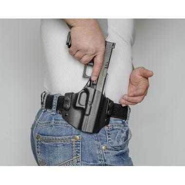 ПОЯСНАЯ, ПЛАСТИКОВАЯ КОБУРА A-line ПК51 ДЛЯ ГЛОК Glock