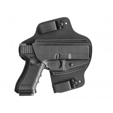 Кобура пластиковая, внутрибрючная для glock A-line ПК8