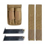 Подсумок для двух пистолетных магазинов a-line cm14