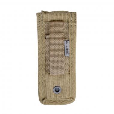 Подсумок для одного пистолетного магазина, molle-совместим, с клапаном a-line cm4