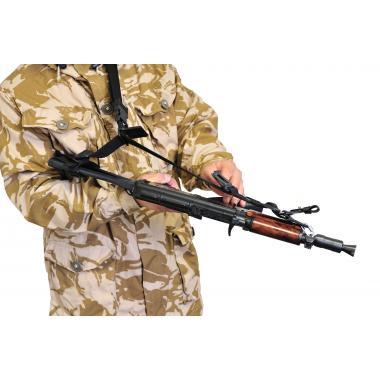 Трёх-точечный ремень a-line Т2М для длинноствольного оружия