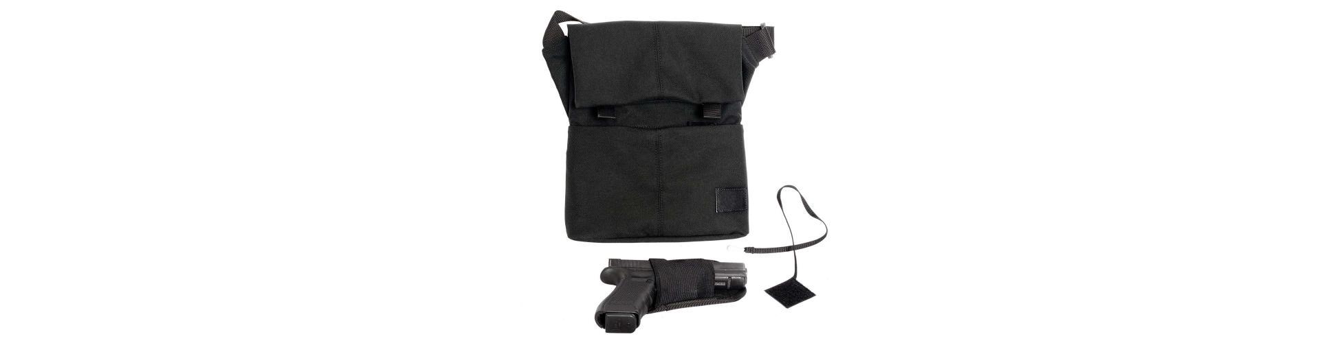 Обзор сумки кобуры A-line A39