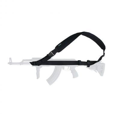 Ремень оружейный трёхточечный DANAPER Silent Sling Black