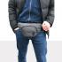 Поясная сумка кобура DANAPER SPEEDY, Graphite