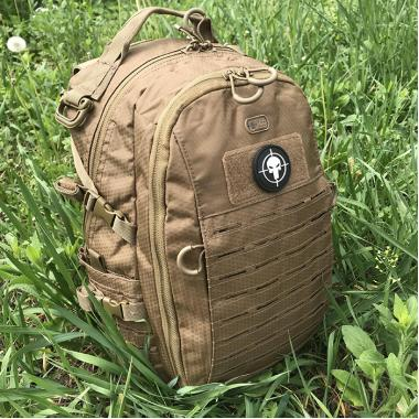 РЮКЗАК URBAN LINE CHARGER HEXAGON PACK COYOTE BROWN