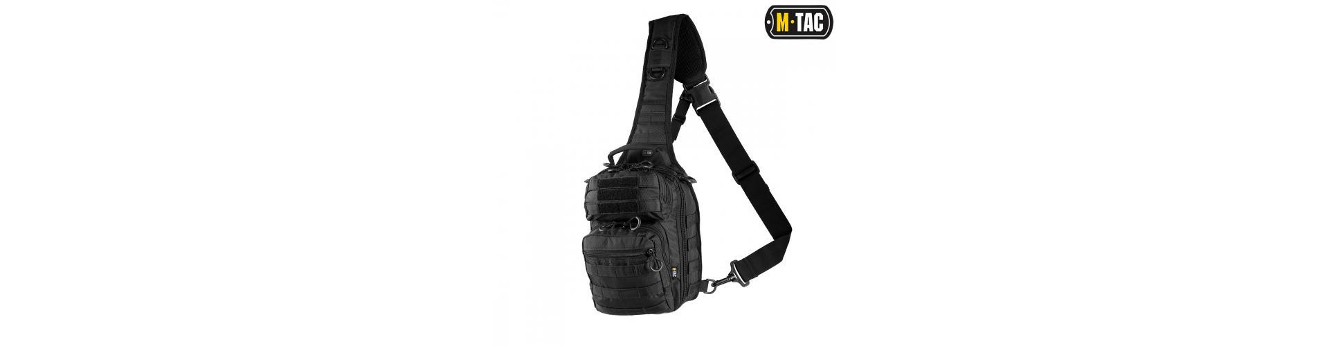 Обзор сумки m-tac urban line city hunter hexagon bag