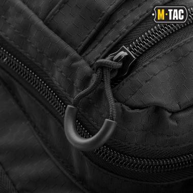 Сумка urban line city hunter hexagon bag black
